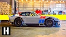 Frankenstein V8 240z Build 5 year Track Street Project is Almost Too Nice to Race