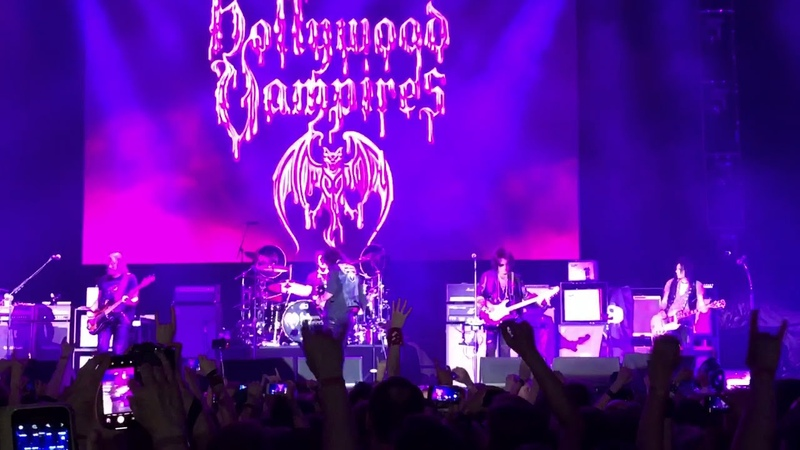 Hollywood Vampires - The Jack (AC/DC cover)