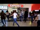 Flashmob VIRION zombie Фильм Вирион в кино с 23 марта