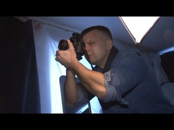 Сюжет ТСН24 Тульский фотограф Александр Томазов рассказал о своем творческом пути