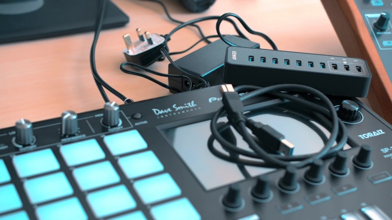 What USB Hub for Music Production DJing