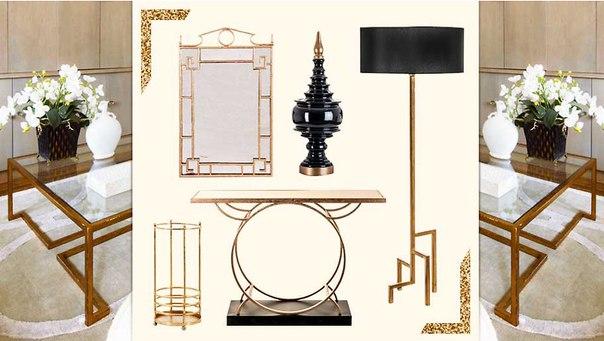 Дизайнерская мебель и предметы интерьера со скидками до 70%!