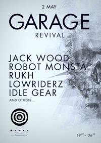 2/05 - The Garage Revival vol.1 @ Soundbar Banka