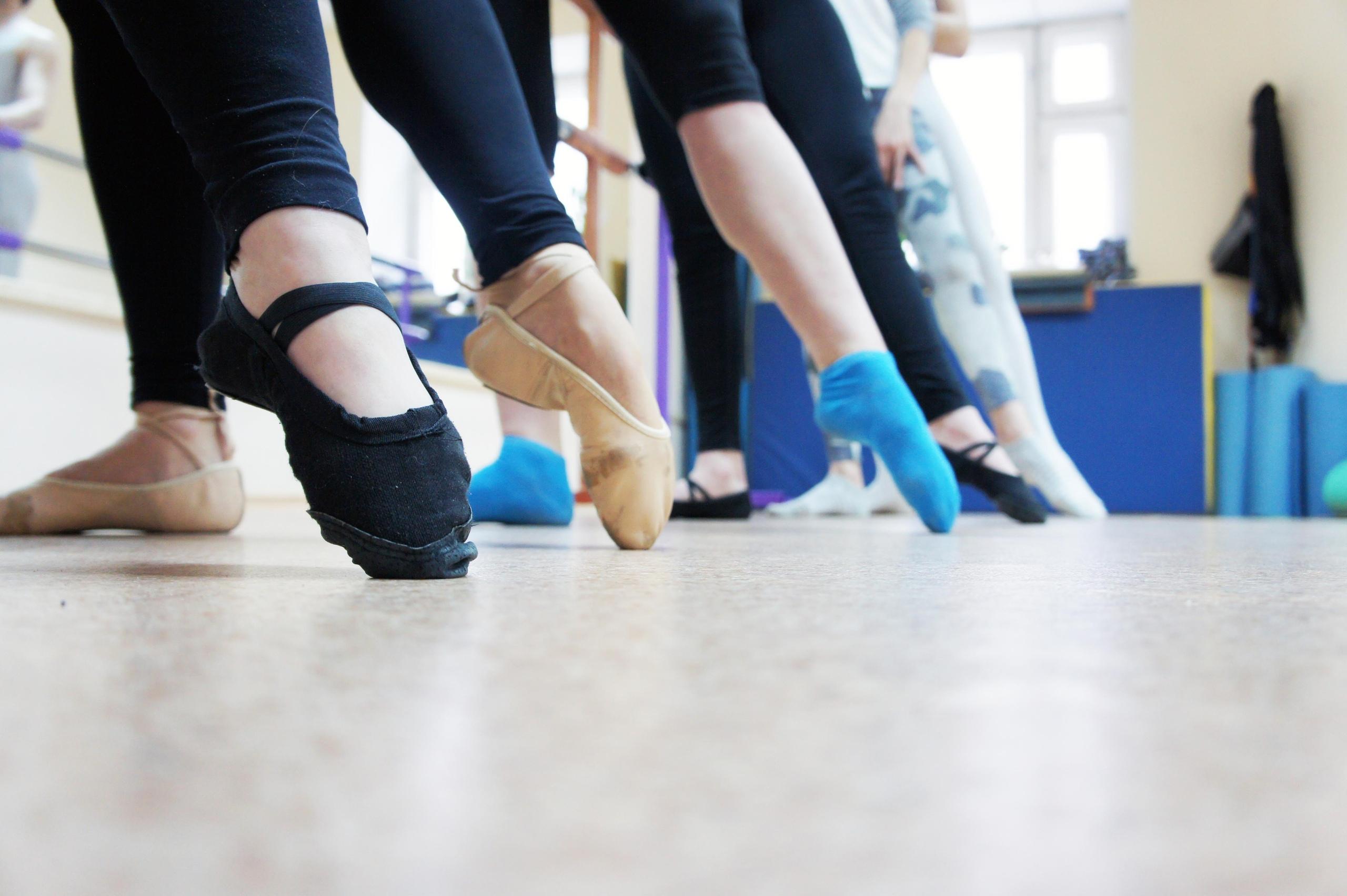Классический танец в Студии движения Шаги