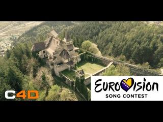 Dalal & Deen feat Ana Rucner & Jala - Ljubav je [OFFICIAL VIDEO EUROSONG 2016]