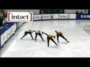 2014 Canadian Short Track Olympic Trials 500m(2) Charles Hamelin 1000pts Charle Cournoyer 816pts Olivier Jean 666pts Rémi Beaulieu 543pts Women 500m(2) Ranking Valérie Maltais 1000pts Marianne St. Gelais 816pts Marie-Ève Drolet 666pts Jessi