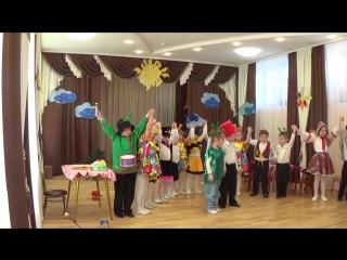 Детский сад №89 ОАО «РЖД» Пантомима «Муха - цокотуха»