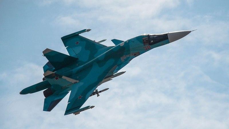 До конца года ВКС России получат десять модернизированных Су 34