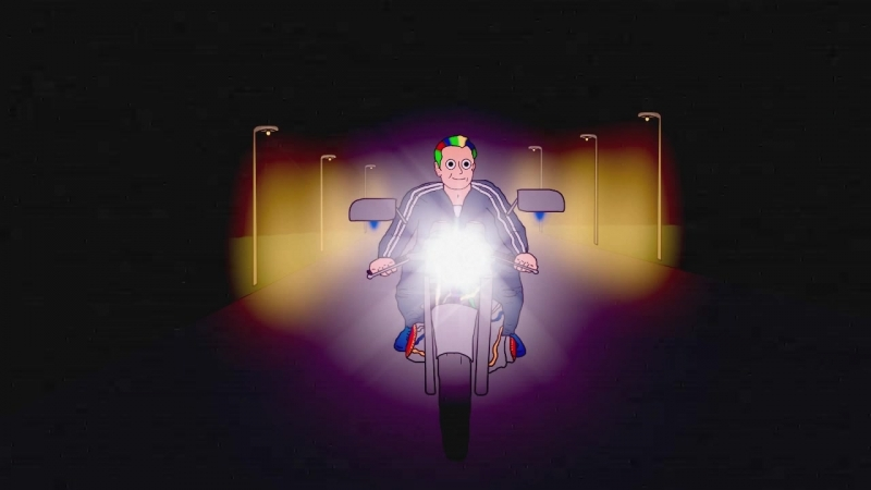 Мент SPACE TRIP [Retrowave Mix]
