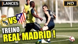 Real Madrid vs Atlético de Madrid | Super Clássico | Treino do Real Madrid 14.08.2018