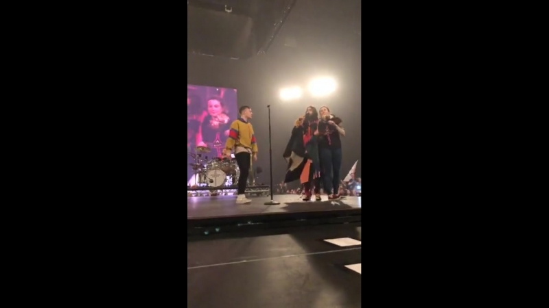 ↳ Jared Leto via Instagram Live / Manchester, Reino Unido (24.O3.2O18) ― JGBR