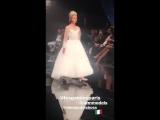 Показ бренда одежды Les Gamins в рамках свадебной выставки Mia Sposa