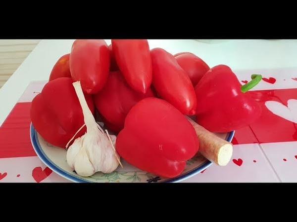 Вкусный соус Кобра Сырой помидорный соус на зиму