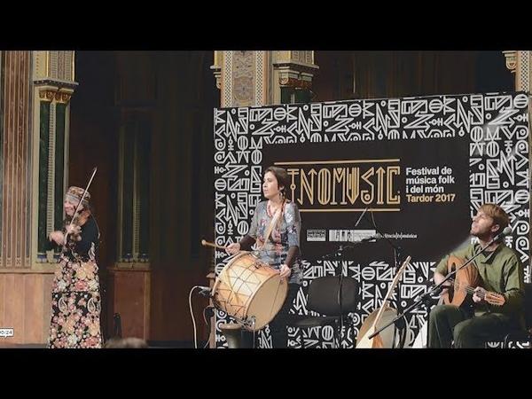 Besarabia live at Festival Etnomusic Tardor - Beneficència València 2017