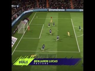 Лучший гол недели FIFA 18