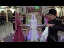 Красивый национальный обряд Снятие платков с невесты Балкарская свадьба