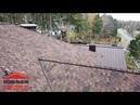 Новосибирск поселок Европейский кровля Гибкая черепица видео