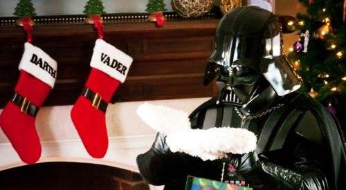 Новый год в стиле Star Wars?