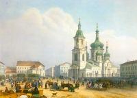 Экскурсия Сенная площадь - Чрево Петербурга