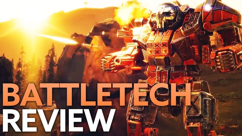 BattleTech review - the tactical mech game we've been waiting for