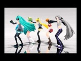 [MMD] PV MeguMegu☆Fire Endless Night (DANCEROID)
