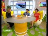 Лилия Шелег на Новом канале в программе