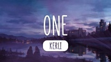 Kerli - One (Lyrics)