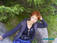 Ольга Мельникова-Гонаго, 4 августа 1967, Красноярск, id179805481