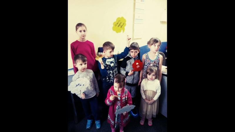 Fashion показ дитячого одягу Faberlic м. Калуш