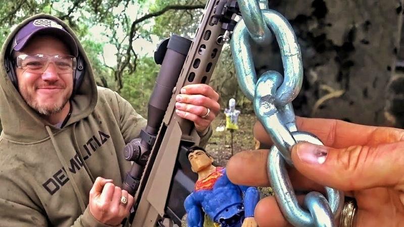 Можно ли порвать цепь пулей Разрушительное ранчо Перевод Zёбры