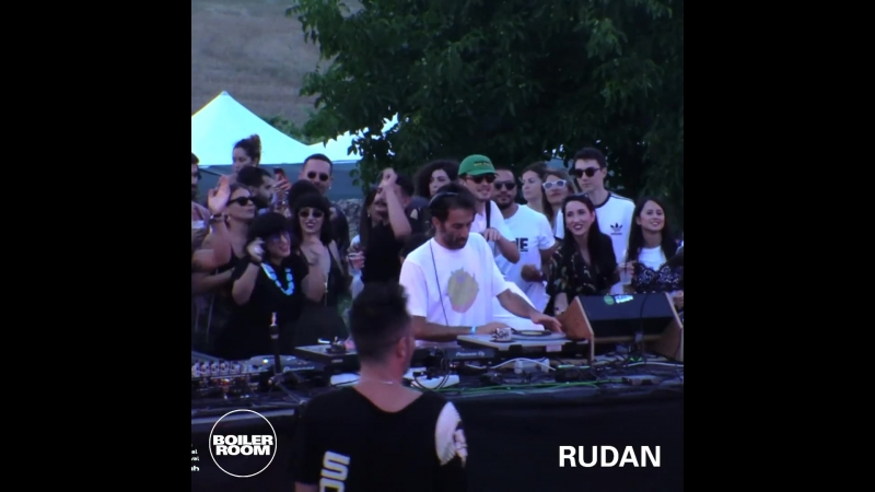 Boiler Room x VIVA Festival Rudan