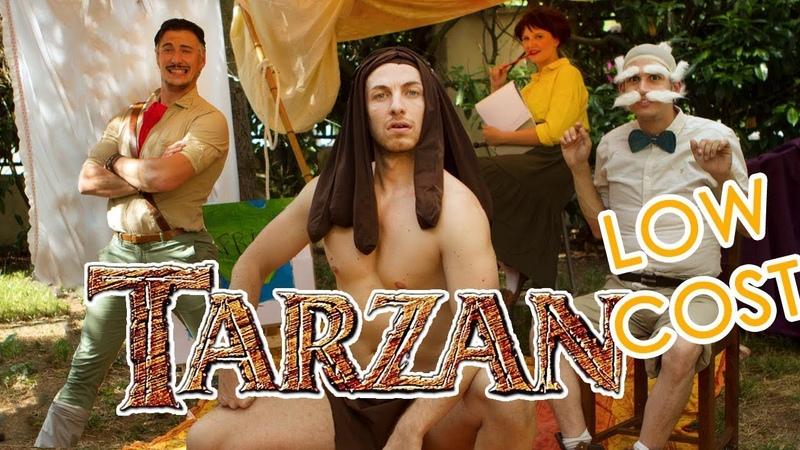 TARZAN Low Cost (Alex Ramires Guests)