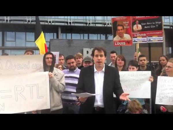 Laurent LOUIS révèle QUI dirige la presse en Belgique !