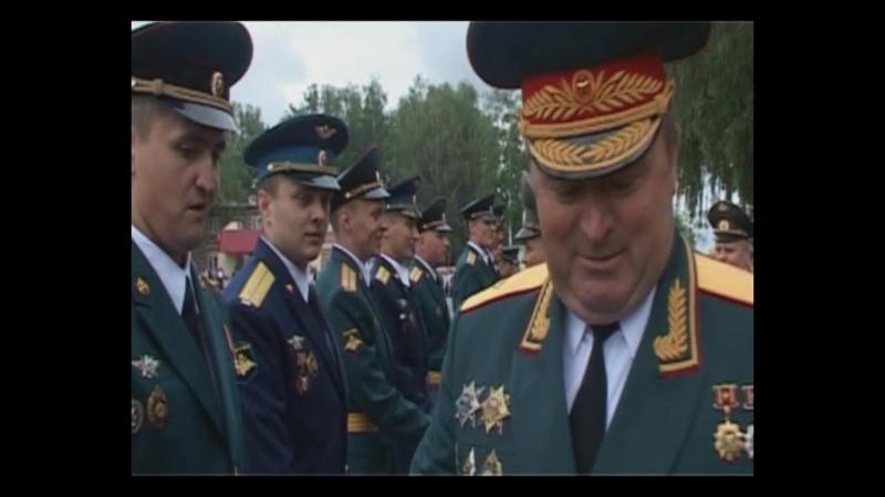 Выпуск НВИИВ 2012г.