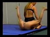 Female Wrestling Jessica vs Michelle