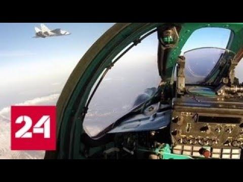 Бой в стратосфере на сверхзвуке на Камчатке МиГ-31 отработали перехват нарушителей - Россия 24