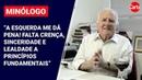 Mino Carta: A esquerda brasileira me dá pena. Falta crença, sinceridade e lealdade a princípios