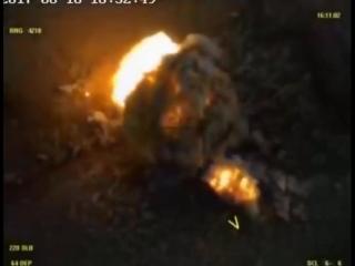 ВКС России выявляет и уничтожает боевую технику и транспорт террористов