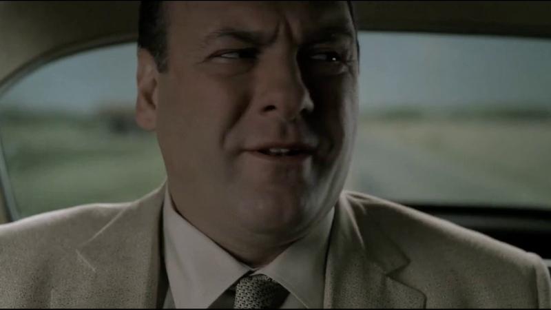 The Sopranos 5.11 - You know douchebag, I realize I'm dreaming
