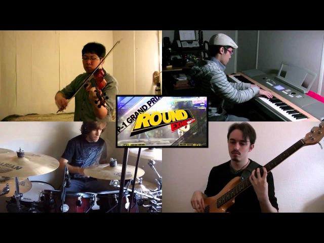 Kuma Kuma Circus! - P4A Full Cover (ft. Krissalad, Anthony Morgan, MaximumHamburgers)