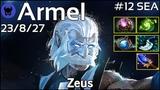 Armel TNC plays Zeus!!! Dota 2 7.20
