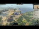 Total War Warhammer 2 Империя Смертных Последний Бастион 2 Борьба с Крысами