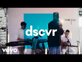 MNEK - Magic (Coldplay Cover) (Live Acoustic) - Vevo UK @ The Great Escape 2014