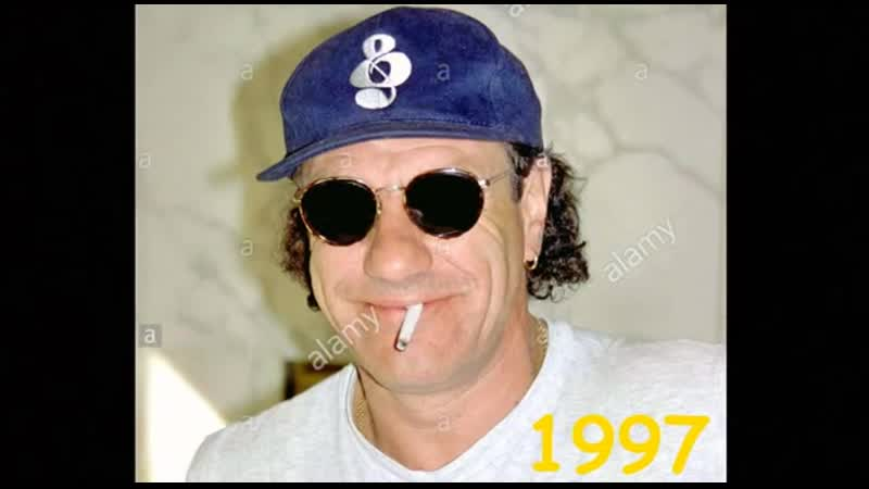 AC_DC BRIAN JOHNSON EVOLUTION from 0 to 71 years. HAPPY BIRTHDAY