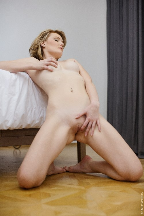 Touching Myself For The First Time