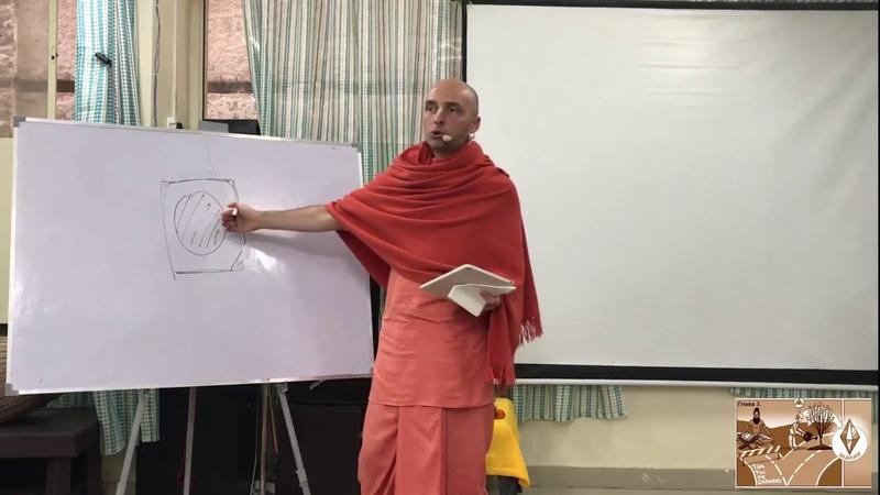 13 лекция. Бхагавад-Гита. Глава 3. (Вриндаван, 20.12.2017) Ватсала дас