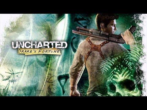 Стрим прохождение Uncharted: Судьба Дрейка(PS4) 2