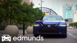 2019 Lexus ES 350 F Sport First Drive Review Edmunds
