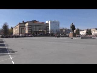 г.Снежинск 9 мая 2017г.