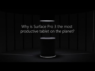 Surface Pro 3-The most productive tablet on the planet